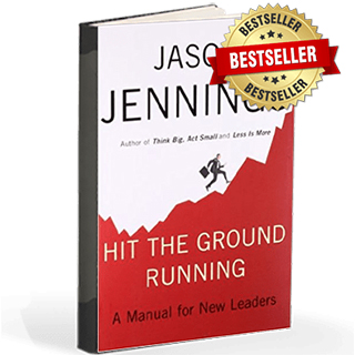 Link to Amazon Jason Jennings Book Hit The Ground Running Gravity Speakers