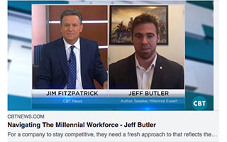 Link CBT News Article Jeff Butler Navigating the Millennial Workforce