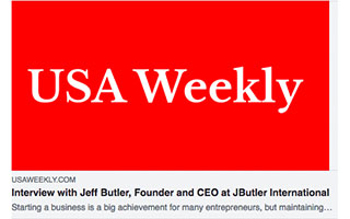 Link USA Weekly Article Jeff Butler Interview