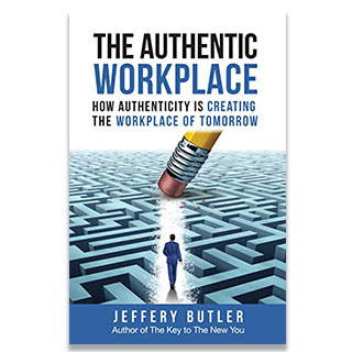 Link Amazon Book Jeff Butler The Authentic Workplace