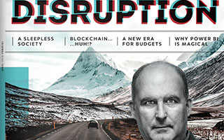 Link flipsnack Disruption Magazine article Jim Harris Death to Driving