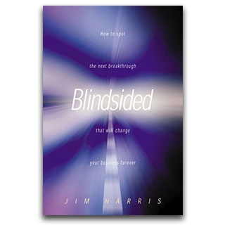 Link Amazon Book Jim Harris Blindsided