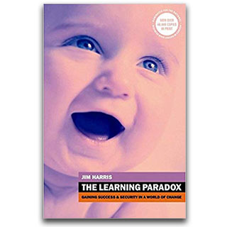 Link Amazon Book Jim Harris The Learning Paradox
