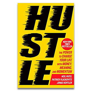 Link Amazon Book Jonas Koffler Hustle