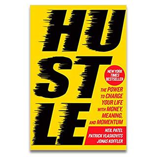 Link Amazon Book Jonas Koffler Hustle