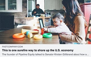 Katica Roy Article Fast Company This is one surefire way to shore up the US economy