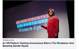 Link Forbes Article Katica Roy An HR Platform Tackling Unconscious Bias In The Workplace
