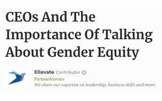 Link Forbes Article Katica Roy CEOs And The Importance Of Talking Gender Equity