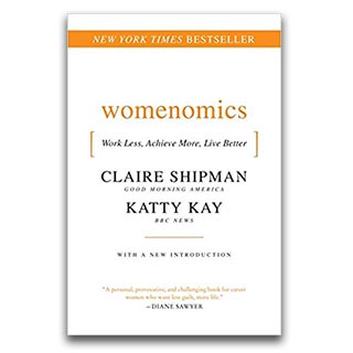 Link Amazon Katty Kay Book womenomics Work Less Achieve More Live Better