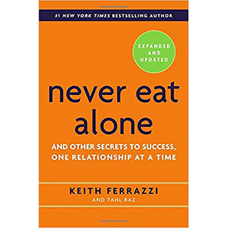 Link Amazon Keith Ferrazzi Book Never Eat Alone Keynote Gravity Speakers