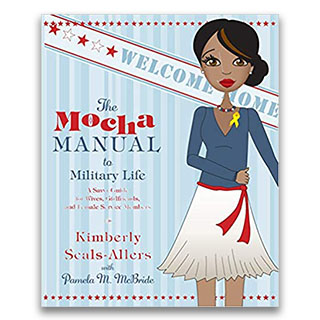 Link Amazon Book Kimberly Seals Allers The Mocha Manual to Military Life
