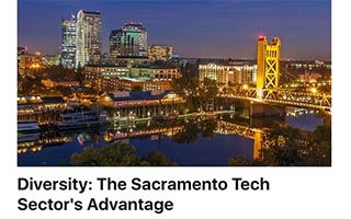 Link LinkedIn Article Kwame Anku Diversity The Sacramento Tech Sectors Advantage