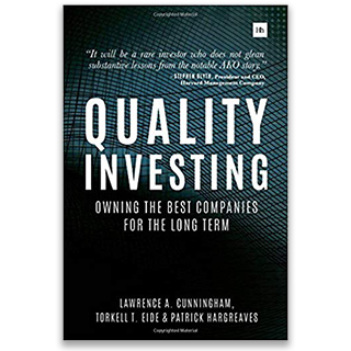 Link Amazon Books Lawrence Cunningham Quality Investing