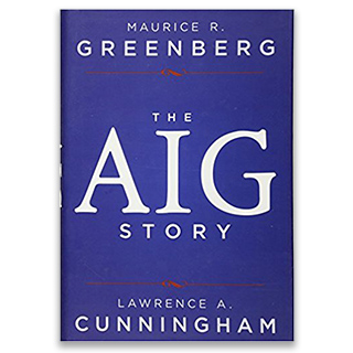 Link Amazon Book Lawrence Cunningham The AIG Story