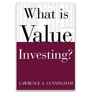 Link Amazon Book Lawrence Cunningham What is Value Investing