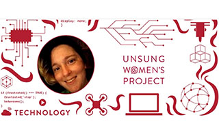 Link She Geeks Out Article Leah La Salla Unsung Womens Project