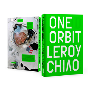 Leroy Chiao Book OneOrbit Gravity Speakers
