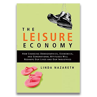Link Amazon Book Linda Nazareth The Leisure Economy