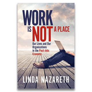 Link Amazon Book Linda Nazareth Work is Not a place