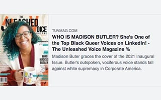 Madison Butler Article The Unleashed Voice Who Is Madison Butler