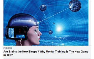 Link INC Magazine Article Mandy Antoniacci Brains The New Biceps