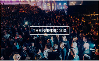Link Nordic Article Maral Kalajian Announcing the Nordic 100 2017