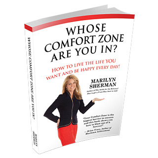 Link Amazon Book Marilyn Sherman Whose Comfort Zone Are You In
