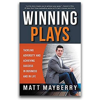 Link Amazon Book Matt Mayberry Winning Plays