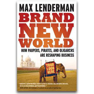 Link Amazon Max Lenderman Book Brand New World