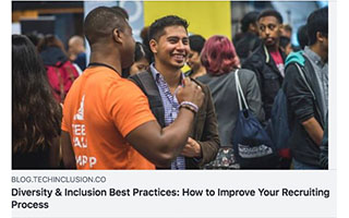 Link Medium Article Melinda Epler Diversity and Inclusion Best Practices How to Improve Your Recruiting Process