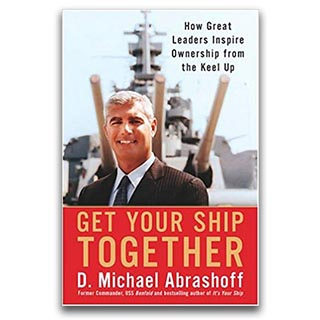 Link Amazon Book Mike Abrashoff Book Get Your Ship Together