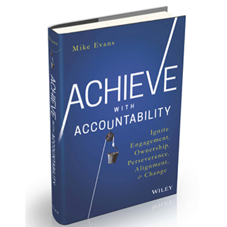 Link Amazon Book Mike Evans Achieve with Accountability Gravity Speakers