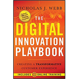 Link Amazon Nicholas Webb Book Digital Innovation Playbook Customer Experience Gravity Speakers