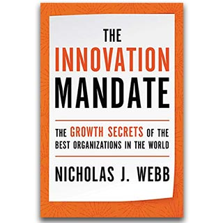 Link Amazon Nicholas Webb Book The Innovation Mandate