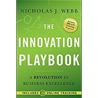 Link Amazon Nicholas Webb Book Innovation Playbook Business Excellence Gravity Speakers