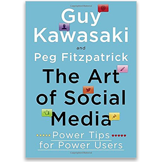 Link Amazon Peg Fitzpatrick Book The Art of Social Media Gravity Speakers Exclusive