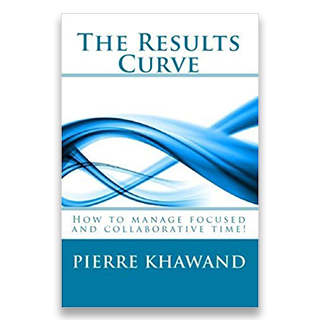 Link Amazon Book Pierre Khawand The Results Curve