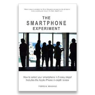 Link Amazon Book Pierre Khawand The Smartphone Experiment