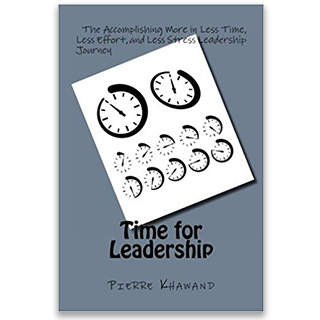 Link Amazon Book Pierre Khawand Time For Leadership