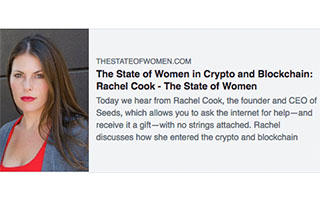 Link The State Of Women Article Women in Crypto and Blockchain
