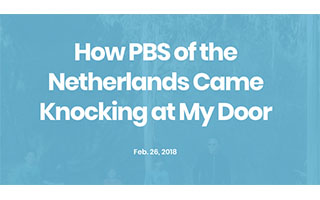 Link Tangelo Article Rebecca Altamirano How PBS of the Netherlands Came Knocking On My Door