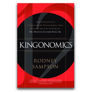 Rodney Sampson Book Kingonomics