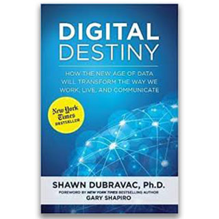 Link Amazon Book Shawn DuBravac Digital Destiny