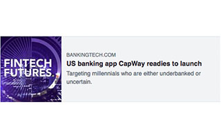 Link Banking Tech Article Sheena Allen US Banking App Capway