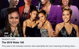 Sheena Allen Article Essence Introducing the 2019 Woke 100