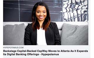 Link Hypepotamus Article Sheena Allen Backstage Capital-Backed CapWay Moves to Atlanta As it Expands Its Digital Banking Offerings