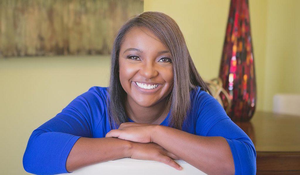 Shontavia Johnson Empowering Female Entrepreneurship for a Better Tomorrow Main Body Image