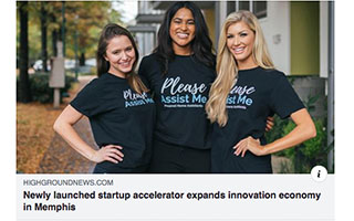 Link High Ground Article Stephanie Cummings Newly Launced Startup Accelerator Expands Innovation Economy in Memphis