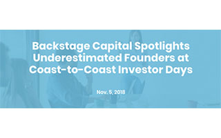 Tara Carter Article Backstage Capital Spotlights Underestimated Founders