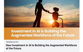 Link Tangelo Tara Carter Article How Investment in AI is Building